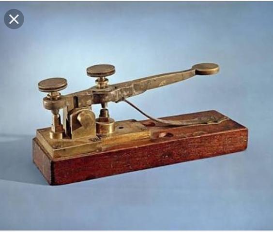 1840: Telégrafo
