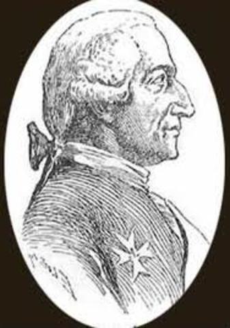 Jean Baptiste Vaquette de Gribeauval