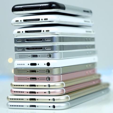 2007: iphone