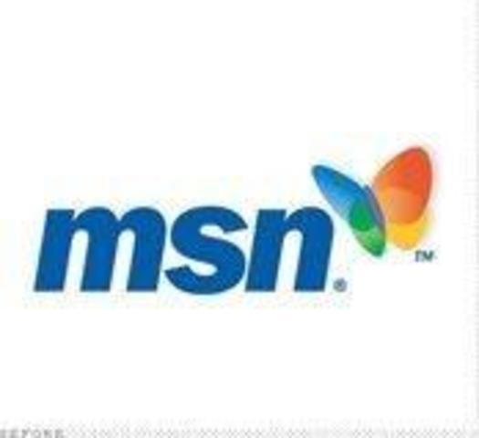 1995: MSN