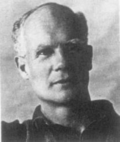 Egon Sharpe Pearson