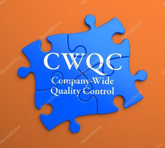 Control de calidad en el conjunto de la empresa japonesa