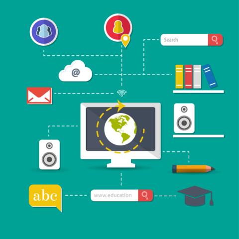 Definición de Recursos educativos Digitales RED