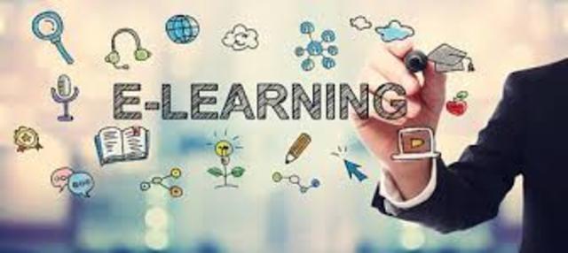 El inicio del E-learning