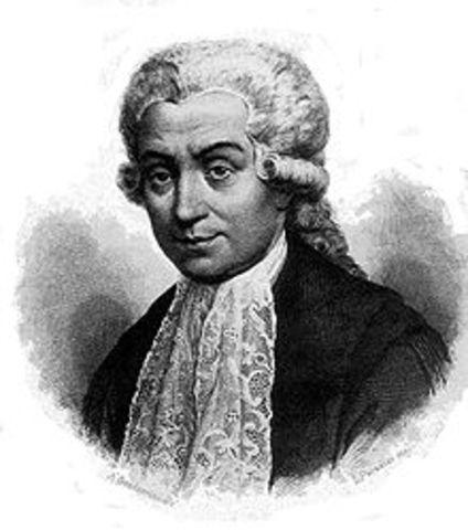 1737 Luigi Galvani
