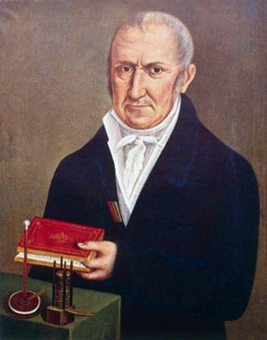 1745  Alessandro Volta