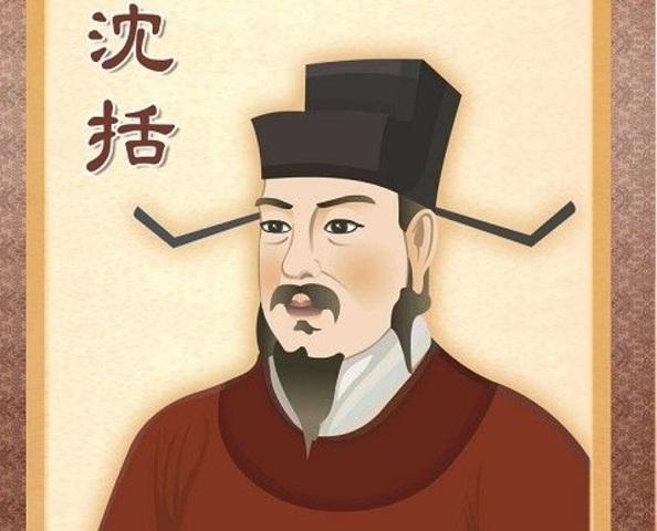 Shen Kuo (1031-1095)