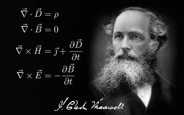 James Clerk Maxwell de Edimburgo
