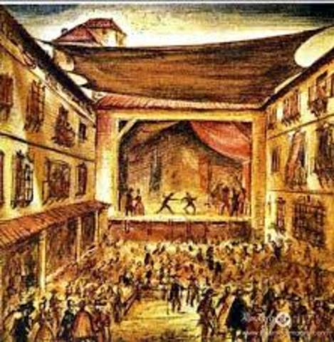 Siglo de oro en Italia