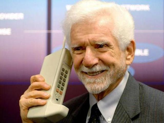 Prototipo Teléfono Portátil