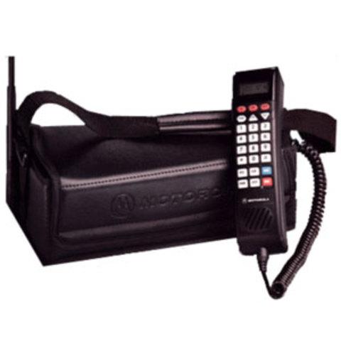 Motorola's Bag Phone