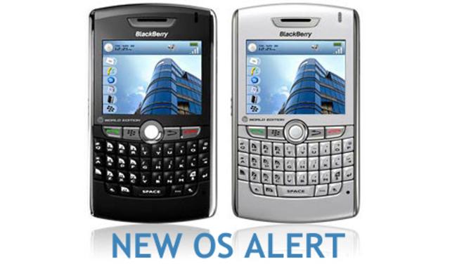 Blackberry OS 4.5