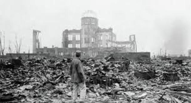 Bombings of Hiroshima and Nagasaki
