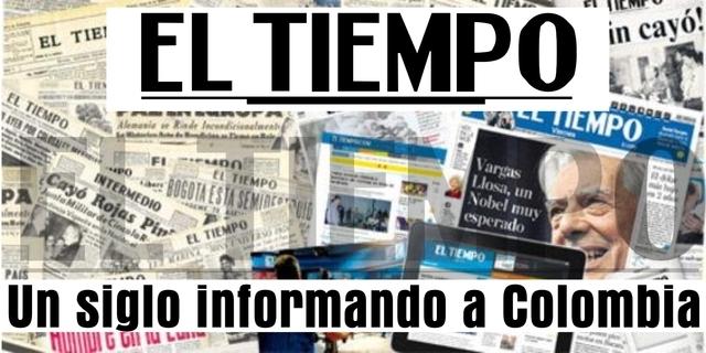 SE FUNDA EL PERIÓDICO EL TIEMPO.