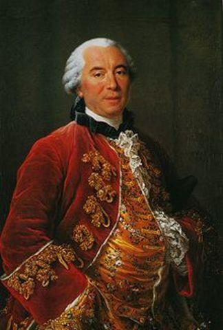Georges Louis Leclerc, Conde de Buffón (1707-1788)