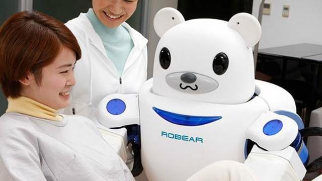 Robots Enfermera