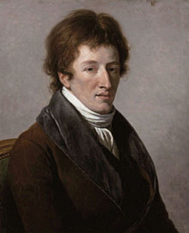 Georges Léopold Chrétien Frédéric Dagobert Cuvier ( 1769 -1832)