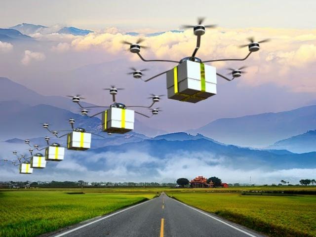 Drones Autonomos