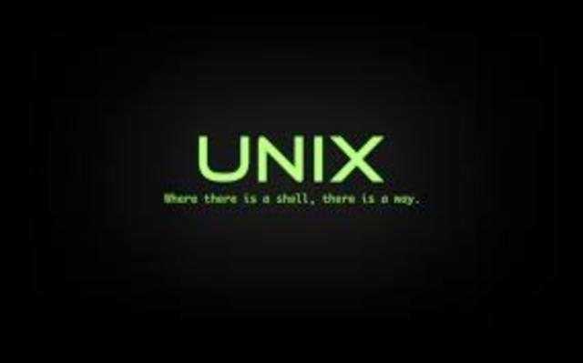 UNIX fue escrito