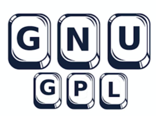 Primera versión de la licencia GNU