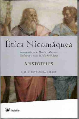 Ética nicomaquea de Aristóteles