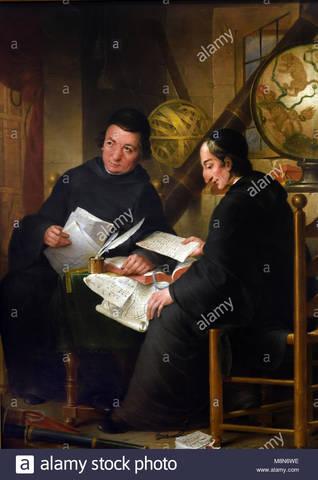Thomas Le Suer y Francis Jacquier