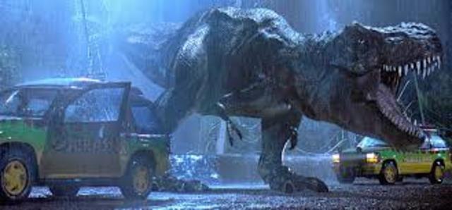 Jurassic Park (Video y Animación)