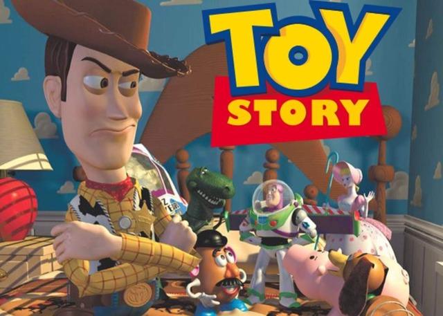 Toy Story (Video y Animación)