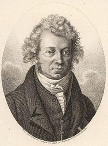 André Marie Ampére (1775-1836)