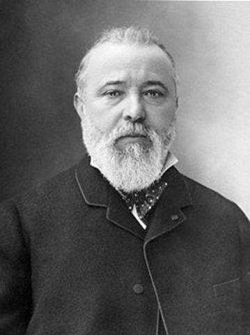 Zénobe-Théophile Gramme (1826-1901)