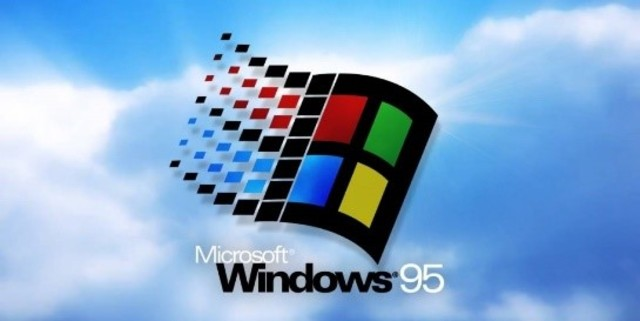 Lanzamiento de Windows 95 (Computadoras)