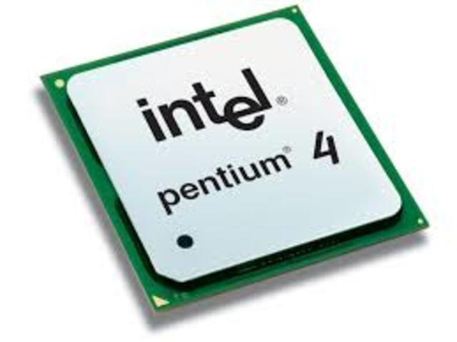 Intel Pentium 4 (Computadoras)