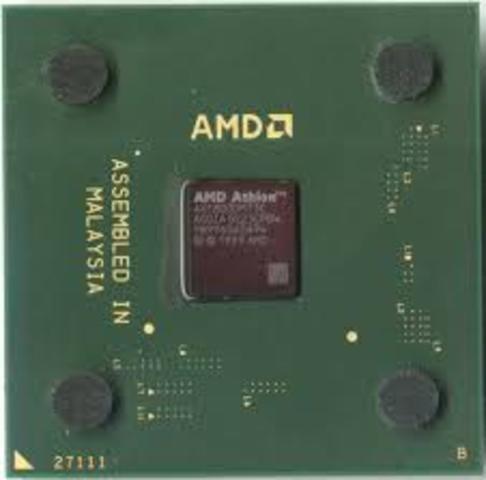 El AMD Athlon XP (Computadoras)