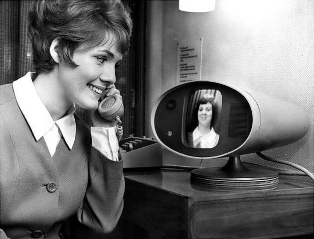 Primer Videoconferencia (Audio y telecomunicaciones)