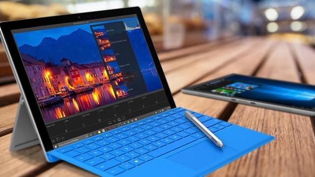 Microsoft presenta la Surface Pro 4 junto con Surface Book (Computadoras)