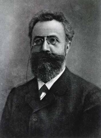 Hermann Ebbinghaus desarrolla el primer test de completamiento