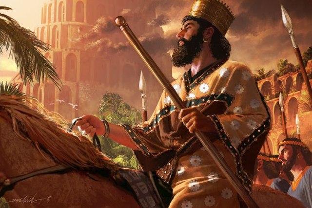 Ciro el Grande - Rey Persa.