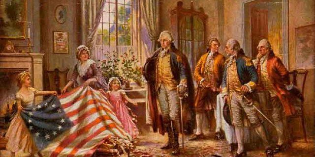 Declaración de la Independencia de Estados Unidos.