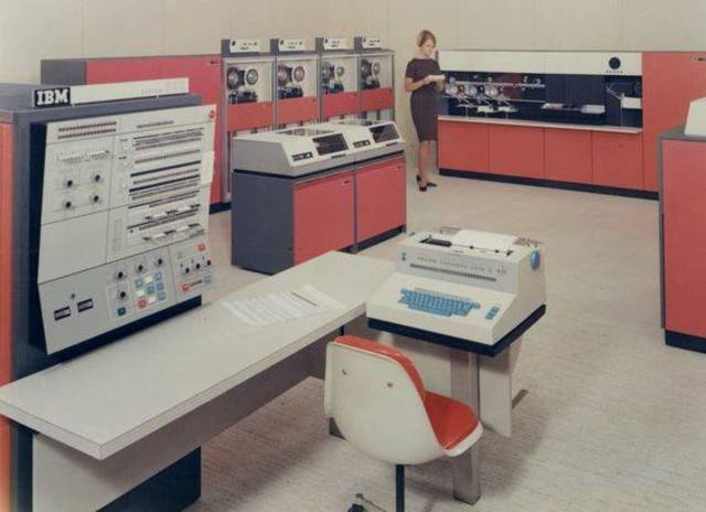 Tercera Generación de Computadoras.