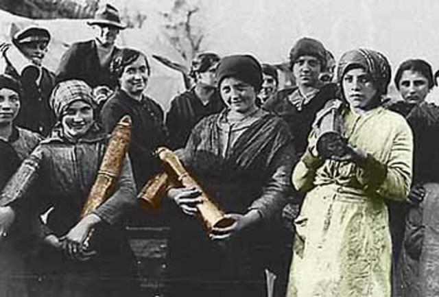 Nueva Zelanda - Derecho de las Mujeres a Votar.