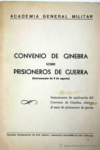 Convención de Ginebra