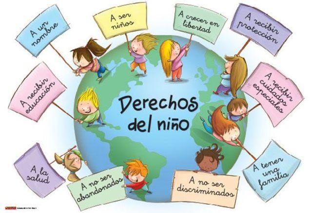 Declaración de los Derechos del Niño.