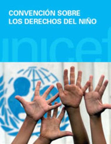 Se Establece la Convención de Naciones Unidas Sobre los Derechos de los Niños.