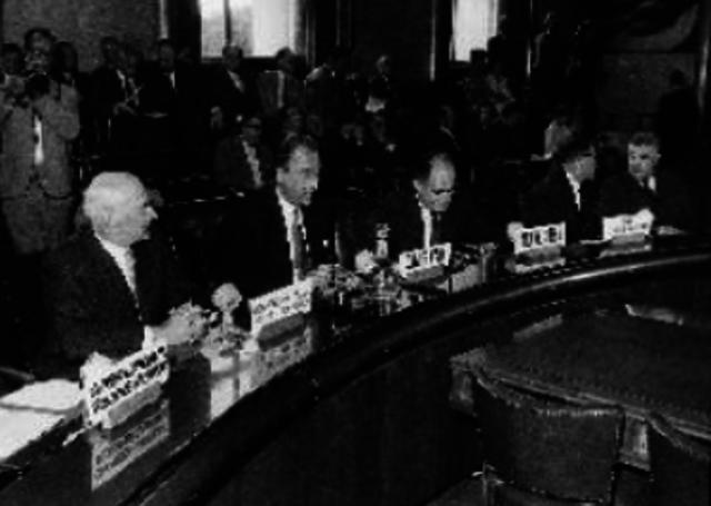 Organización Internacional de Comercio (OIC)