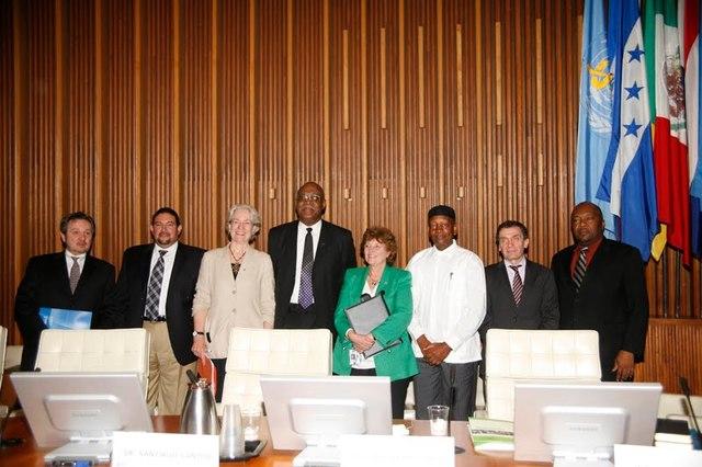 Conferencia Contra la Discriminación Racial.