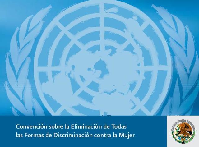 Eliminación de la Discriminación Contra la Mujer.