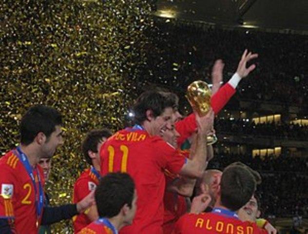 la decimo novena copa del mundo