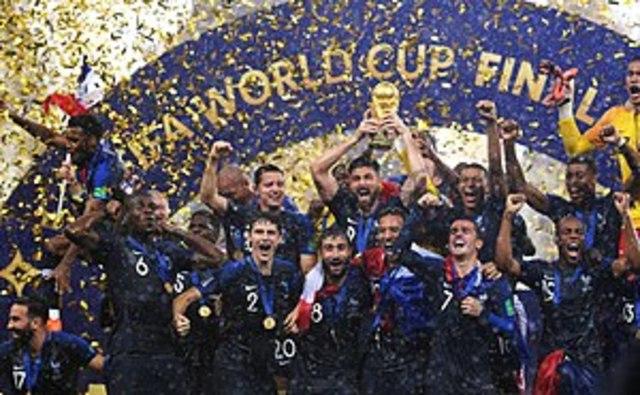 la vigésima primera copa del mundo