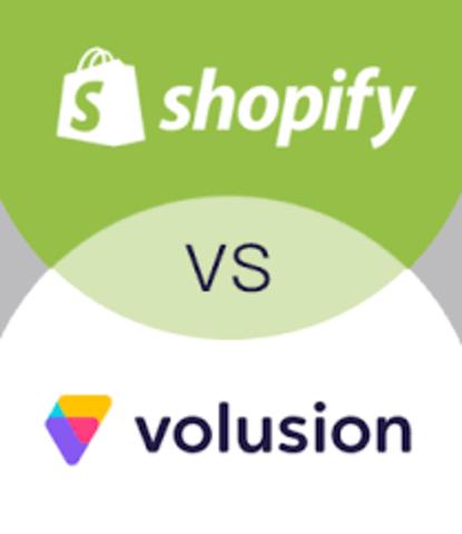 Volusion y Shopify