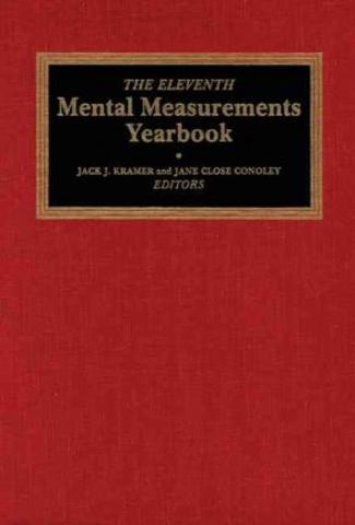 Se publicó la 11va edición del The Mental Measurements Yearbook.